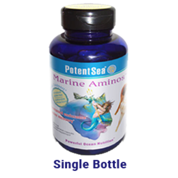 1 Bottle of Marine Aminos