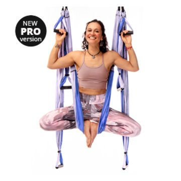 Yoga Trapeze® - Indigo Pro version
