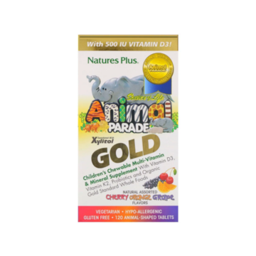 Animal Parade® GOLD Childrens Chewable Multi