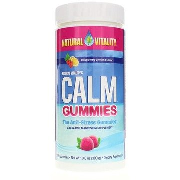CALM Gummies - 120ct - Natural Vitality