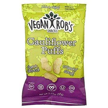 Cauliflower Puffs - 3.5oz - Vegan Robs