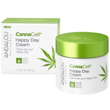 CannaCell Happy Day Cream - Andalou