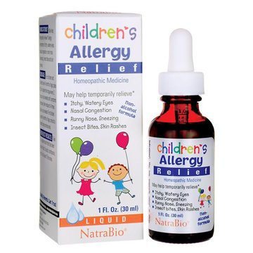 Children's Allergy - 1oz - Natra Bio