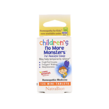 Children's No More Monsters - NatraBio