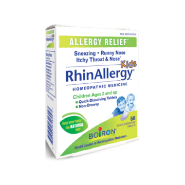 Children's RhinAllergy - Homeopathy - Boiron