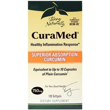 Curamed 750mg- 120ct - Terry Naturally