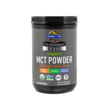 Dr. Formulated Organic MCT Powder - Garden of Life
