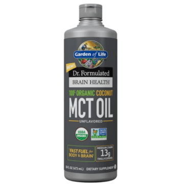 Dr. Formulated MCT Oil - Garden of Life