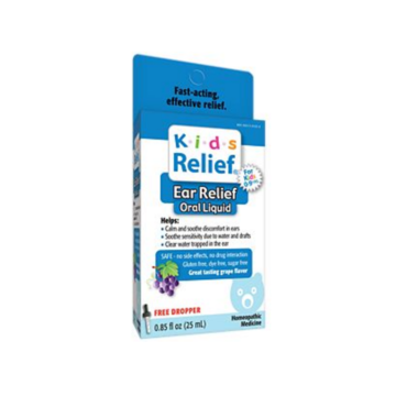 Ear Relief Oral Liquid - Kids Relief