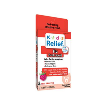 Flu Oral Liquid - Kids Relief