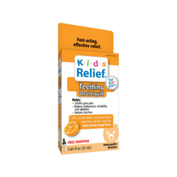 Kids Relief Teething Oral Liquid - Kids Relief