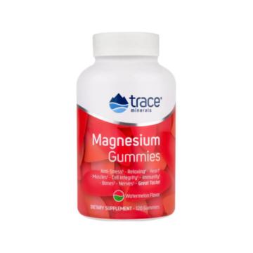 Magnesium Gummies Watermelon Flavor - Trace Minerals