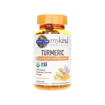 MyKind Turmeric Gummies - Garden of Life