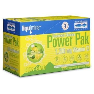 Power Pak - Lemon Lime - 30ct - Trace Minerals