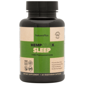 Sleep 60 CT - HempCeutix