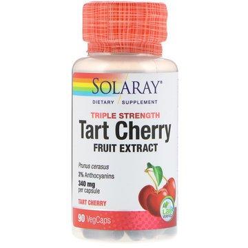 Triple Strength Tart Cherry - 90ct - Solaray