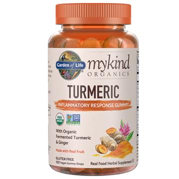 Turmeric Inflammatory Response Gummy - mykind Organics