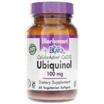 Ubiquinol 100mg- 60ct - Bluebonnet