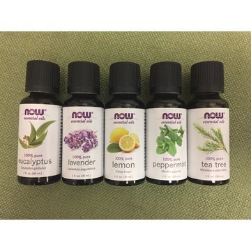 Essential Aromatherapy 5 Pack