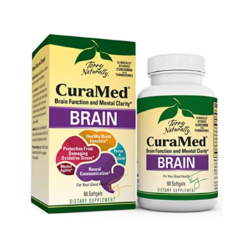 CuraMed Brain by Terry Naturally