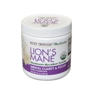 Lions Mane Powder by Host Defense