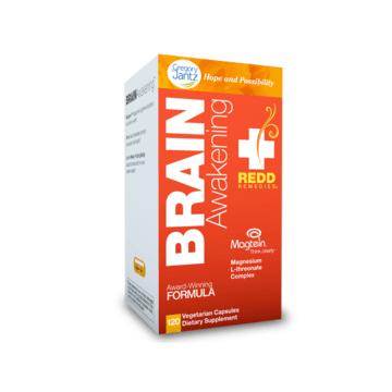 Brain Awakening by Redd Remedies