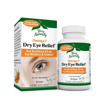 Omega-7 Dry Eye Relief by Terry Naturally