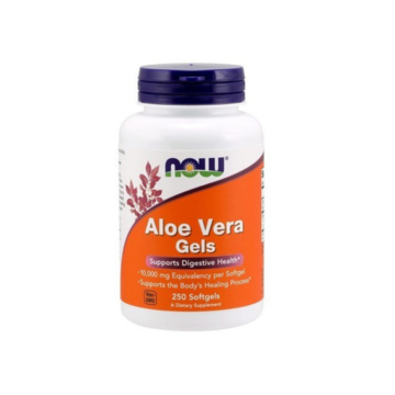 Aloe Gels 250ct by Now