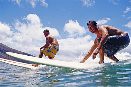 Kihei Surfing Lessons