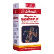 Magnésio Plus 60 cápsulas Naturalis