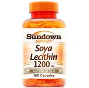 Lecitina de Soja 1200mg 180 cápsulas Sundown