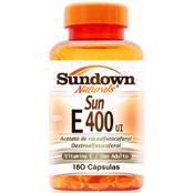 Vitamin E 400ui 180 cápsulas Sundown