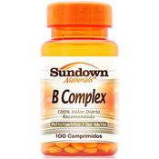 B Complex 100 comprimidos Sundown