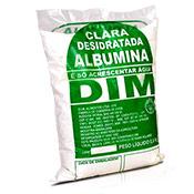 Albumina com 500g DIM