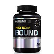 BCAA Pro Bound 120 cápsulas - Probiótica
