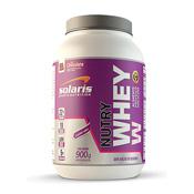 Nutry Whey W 900g Solaris - Proteína Para Mulheres