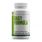 Daily Fórmula 100 tabletes Universal Nutrition