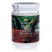 Óleo de Coco 500ml Dr Orgânico