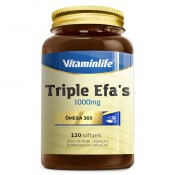 Triple EFAs 120 softgel Vitamin Life