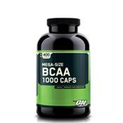 BCAA 1000mg 400 cápsulas Optimum Nutrition