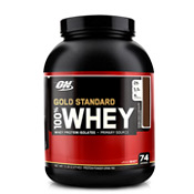 100% Whey Gold Standard 2270g Optimum Nutrition