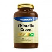 Chlorella Green 90 cápsulas Vitamin Life