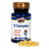 B Complex 100 tabletes Vit Gold