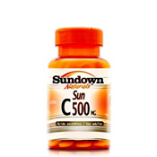 Vitamin C 500mg 30 tabletes Sundown