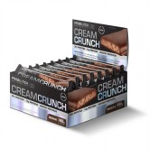 Cream Crunch Bar 40g (12 barras) Probiótica