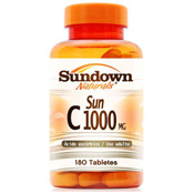 Vitamin C Pure 1000mg 180 tabletes Sundown