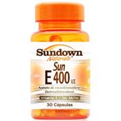 Vitamin E 400ui 30 cápsulas Sundown