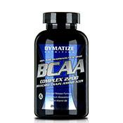 BCAA 200 tabletes Dymatize
