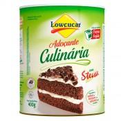Adoçante Culinária 400g Lowçucar