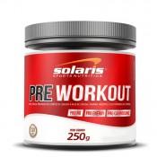 Pré Workout 250g Solaris